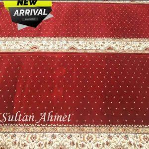 Karpet Masjid Sultan Ahmet Premier Merah Bintik