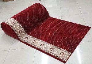 karpet masjid al saray merah