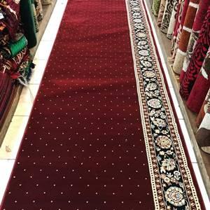 karpet masjid turki golden mosque merah