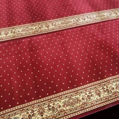 Karpet Masjid Royal Authentic Merah Bintik