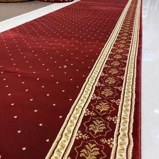 Karpet Masjid Sahara Merah
