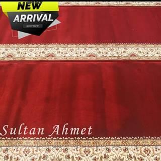 Karpet Masjid Sultan Ahmet Premier Merah Polos