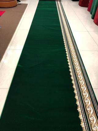 karpet masjid turki royal tebriz hijau (1)